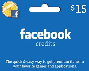 FacebookCredits